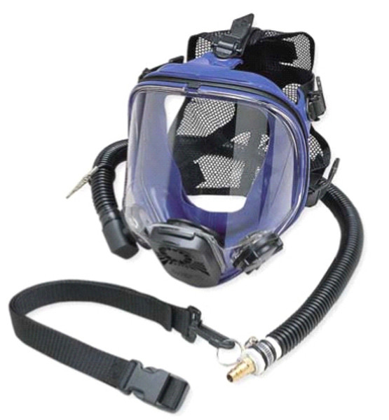 Allegro Full Mask Supplied Air Respirator Low Pressure