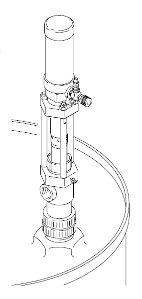 Graco 1:1 Fast-Flo Transfer Pump