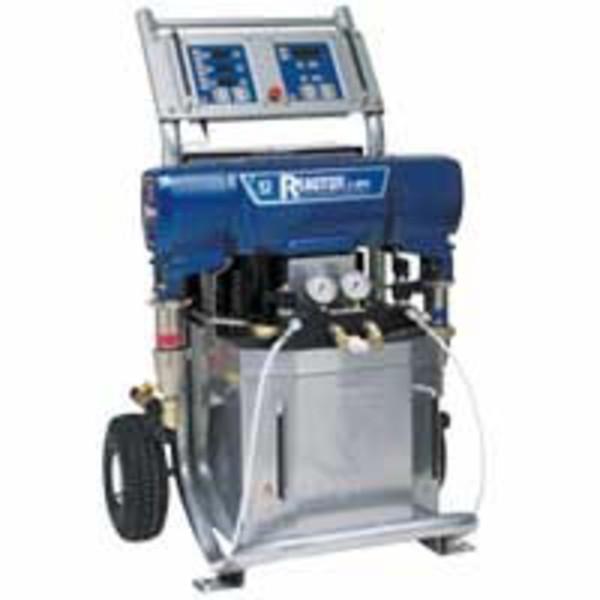graco spray foam machine